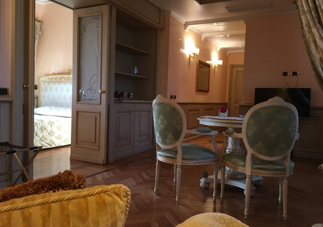 Suite Deluxe Hotel Отель Andreola Central Милан